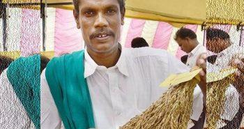 Agriculturist NelJayaraman passed Away