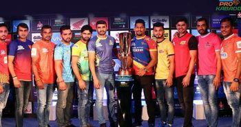 Pro Kabaddi league:Mumbai scored Top ranking