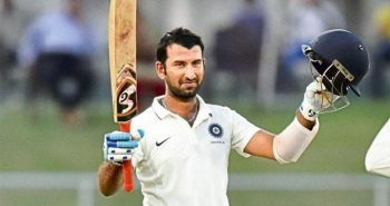 Pujara broked Sourav Ganguly Record