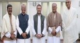 Three states chiefministers Appointed Today