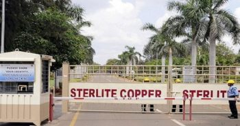 Vedanta Group's filed case; reopening of Sterlite plant