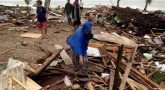 Indonesia fully collapsed by Tsunami