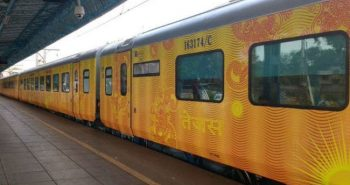 Chennai to madurai: Tejas train launched soon!
