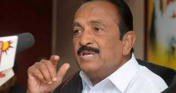 Vaiko said wave falls against Modi