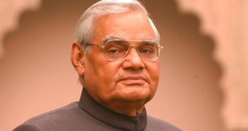 President will be opened Vajpayee's portrait