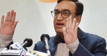 Ajay Maken resigning from Delhi congress