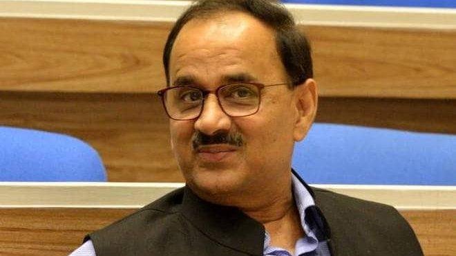 Alok verma resigned from new designation post