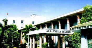 All india Radio closed in India