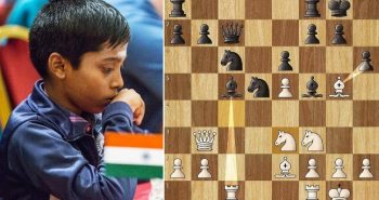 Chennai student selected for Chess master