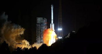 China launched Zhongxing-2D satellite