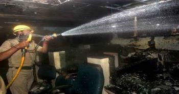 Gas cylinder blast: 7 people dead