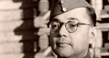 Birth anniversary of SubhasChandraBose