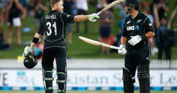 New zealand won by 8 wickets