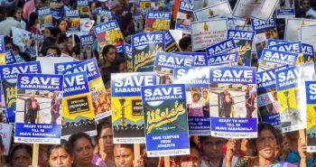 Sabarimala issue: Save kerala from Communists