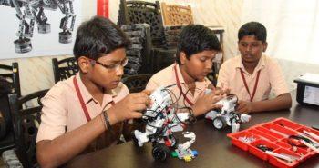 Robotics lab launched in Gov school