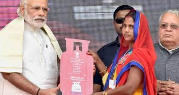 6cr LPG connection released under 'PMUY' scheme