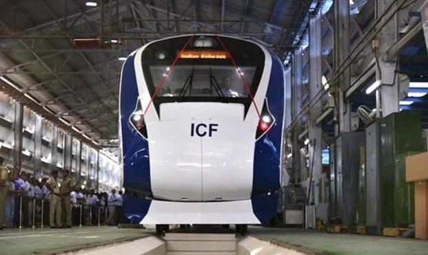 New fastest 'Train 18' will launch soon!