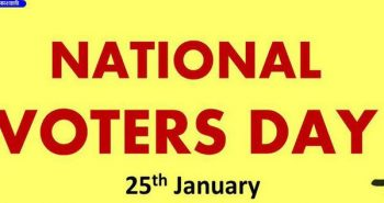 National Voters Day-Jan 25