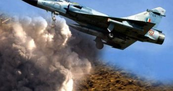 Pakistan attacked Indian Air force
