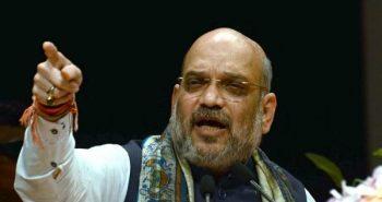 Amit Shah canceled chennai visit