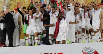 Qatar wins Asia cup football tournament