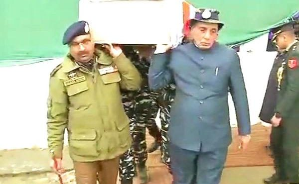 Pulwama Attack: Home minister visit Budgam
