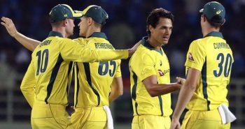 Australia won First T20 match against India