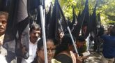 MDMK secretary said show black flag against modi
