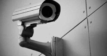 CCTV camera attached in public exam centers