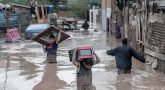 Flood affected heavily in Chile