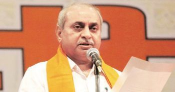 Gujarat chief minister presents new budget
