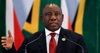 South Africa election date Announced!