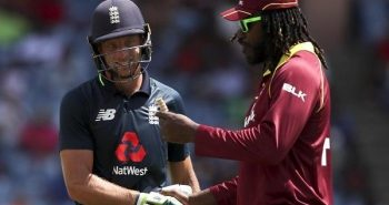 England vs west indies Fourth ODI match