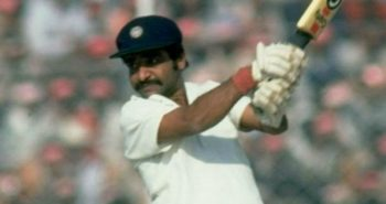 Former indian cricketer celebrates birthday