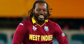 Chris Gayle announced his retirement