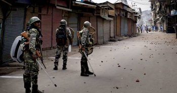 Curfew imposed in Jammu city