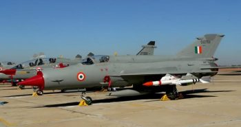 Two pilots dead after MiG 21 flight burst