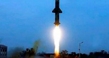 India launched 2 missiles