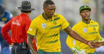Lungi Ngidi included in SA ODI squad