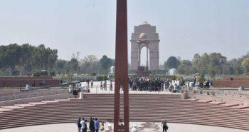 PM Modi will dedicate 'National War Memorial' Today