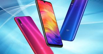 Redmi Note 7 sets for India launch