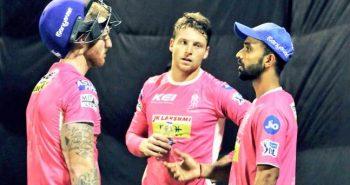 Rajasthan Royals confirms pink Jersey