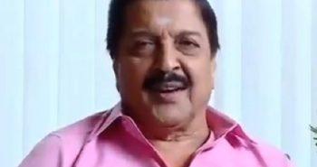 Actor sivakumar again knocked one phone