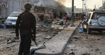 Car bomb attacked in Somalia