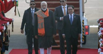 PM Modi receives Seoul Peace Prize Award