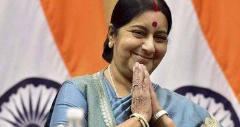 Sushma Swaraj ji birth anniversary