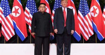North korean president and Trump Meet in Hanoi