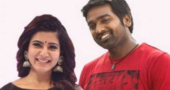 Vijay Sethupathi paired with samantha