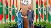 Indian External Affairs Minister met Imran Abdulla