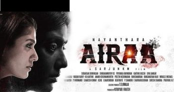Airaa movie Satellite rights bagged by Vijay TV